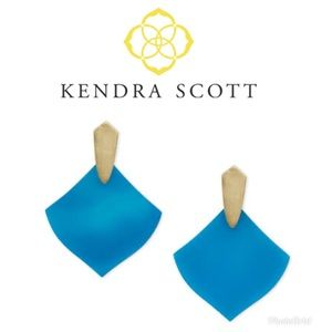 Authentic Kendra Astoria Earrings